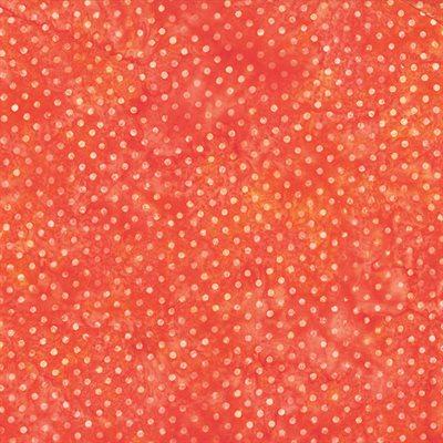 Bali Batiks By Hoffman - Orange