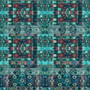 Bohemian Blends Digital By Hoffman - Teal