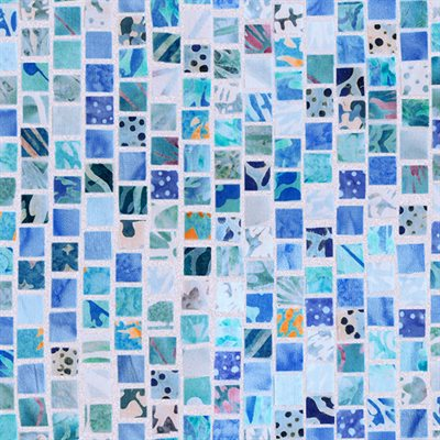 Mosaic Masterpiece Digital By Hoffman - Sky