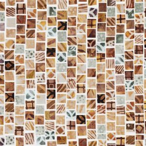 Mosaic Masterpiece Digital By Hoffman - Cream