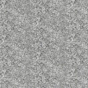 Hopscotch By Jamie Fingal For Rjr Fabrics - Zebra