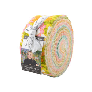 A Blooming Bunch Jelly Roll By Moda