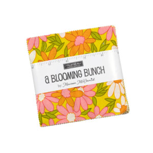 A Blooming Bunch Charm Pack By Moda