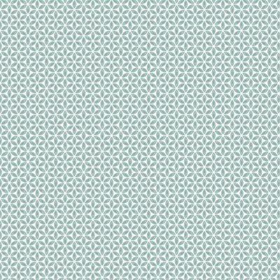 Words To Quilt By By Cherry Guidry For Benartex - Teal White