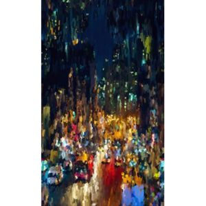 City Dreams Digital By Hoffman - Light Bright