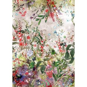 Bouquet Digiprint By Rjr Studio For Rjr Fabrics - Greenery