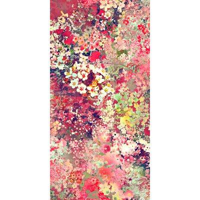 Bouquet Digiprint By Rjr Studio For Rjr Fabrics - Fiesta