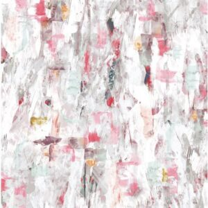 Bouquet Digiprint By Rjr Studio For Rjr Fabrics - Soft Pink