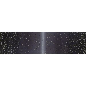 Ombre Confetti Metallic By V & Co By Moda - Onyx