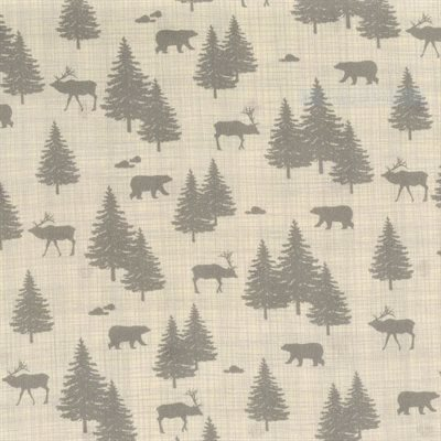 True North 2 By Kate & Birdie Paper Co. For Trendtex - Linen