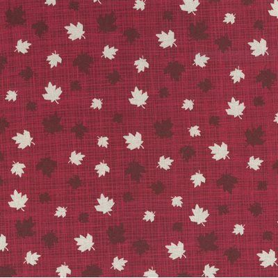 True North 2 By Kate & Birdie Paper Co. For Trendtex - Red