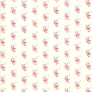 Christmas Figs Ii By Fig Tree & Co. For Moda - Snowflake/Holly