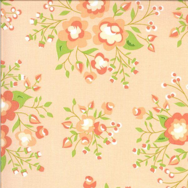 Apricot & Ash By Corey Yoder For Moda - Apricot