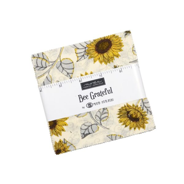 Bee Grateful Charm Pack By Moda