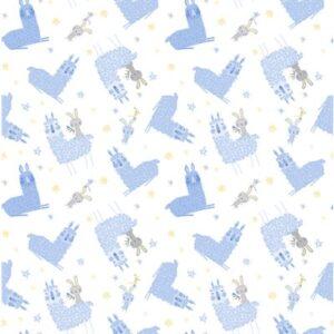 Baby Buddies By Contempo Studio For Benartex - Blue