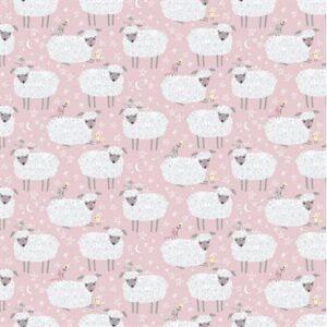 Baby Buddies By Contempo Studio For Benartex - Pink