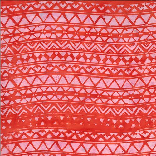 Malibu Batiks By Moda - Coral