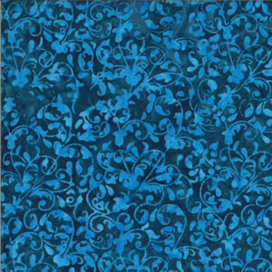 Malibu Batiks By Moda - Deep Sea