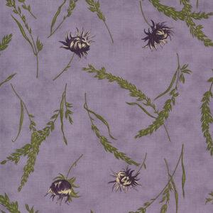 Mill Creek Garden By Jan Patek For Moda - Lilac