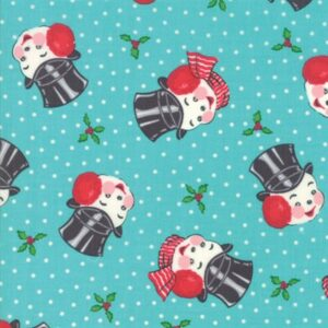 Sweet Christmas By Urban Chicks For Moda - Coolmint