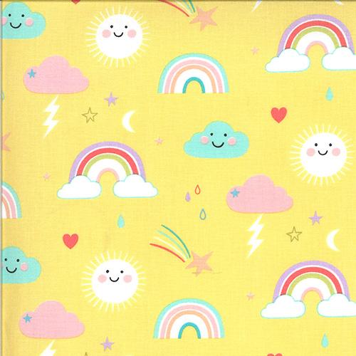 Hello Sunshine By Abi Hall For Moda - Sunshine
