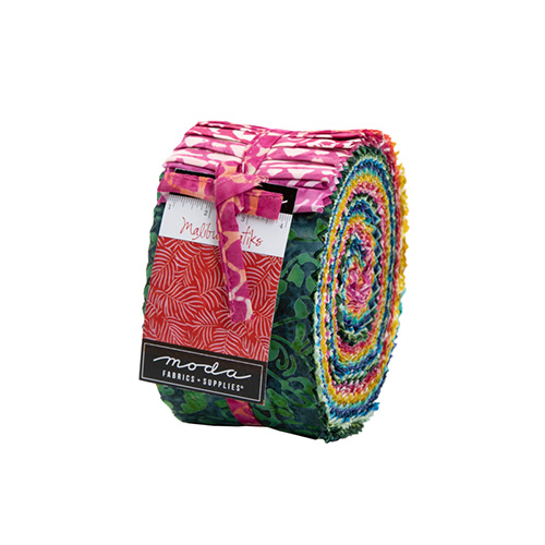 Malibu Batiks Jelly Roll