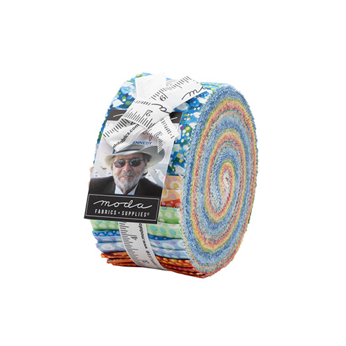 Dreamscapes Jelly Roll By Moda
