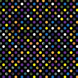 Votes For Women By Benartex - Polka Dots - Multi