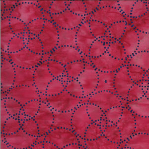 Confection Batiks By Kate Spain For Moda - Strawberry