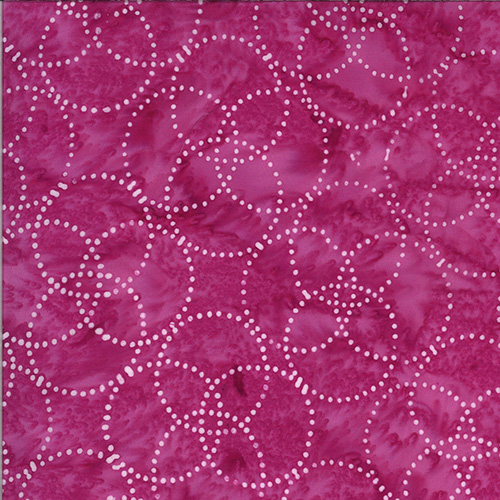 Confection Batiks Rayon By Kate Spain For Moda - Strawberry