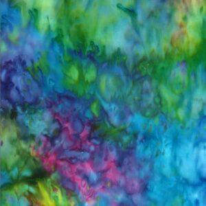 Bali Batiks By Hoffman - Rainbow