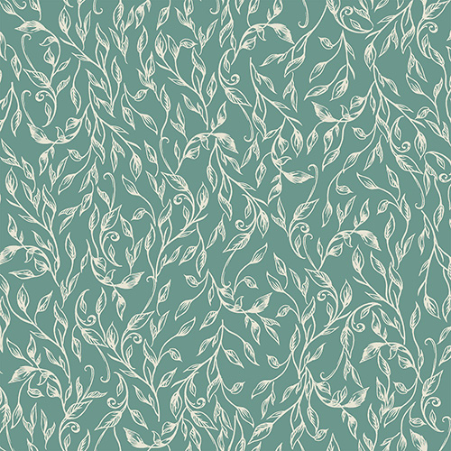 Summer Rose By Punch Studio For Rjr Fabrics - Sage