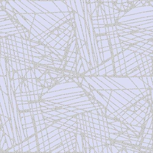 Shiny Objects Glitz And Glamour By Rjr Studio For Rjr Fabrics - Violet Mist Metallic