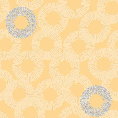 Shiny Objects Glitz And Glamour By Rjr Studio For Rjr Fabrics - Early Dawn Metallic