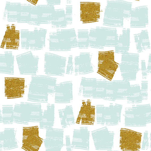 Shiny Objects Glitz And Glamour By Rjr Studio For Rjr Fabrics - Iced Green Metallic