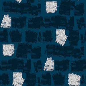 Shiny Objects Glitz And Glamour By Rjr Studio For Rjr Fabrics - River Blue Metallic