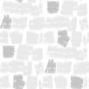 Shiny Objects Glitz And Glamour By Rjr Studio For Rjr Fabrics - Ice Cube Metallic