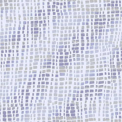 Shiny Objects Glitz And Glamour By Rjr Studio For Rjr Fabrics - Purple Lace Metallic