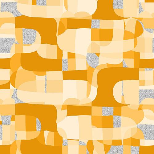 Shiny Objects Glitz And Glamour By Rjr Studio For Rjr Fabrics - Sunshine Metallic