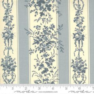 Jardin De Fleurs By French General For Moda - Ciel Blue