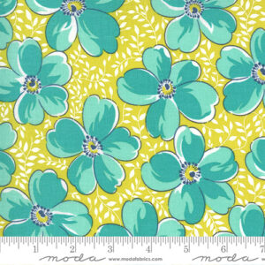 Flowers For Freya By Linzee Mccray For Moda - Sprout