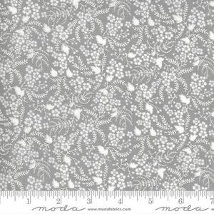 Flowers For Freya By Linzee Mccray For Moda - Foggy