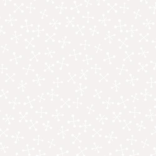Whispers By Studio M For Moda - White