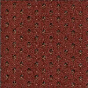 Hopewell By Jo Morton For Moda - Brick