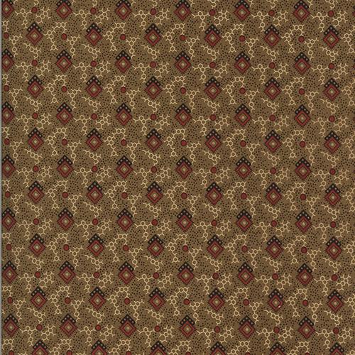 Hopewell By Jo Morton For Moda - Cocoa