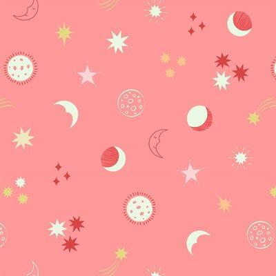 Small Things By Lewis & Irene - Sundown Pink/Glow