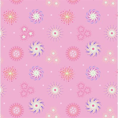 Small Things By Lewis & Irene - Pink/Glow
