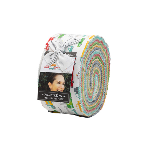 On The Go Jelly Roll By Moda