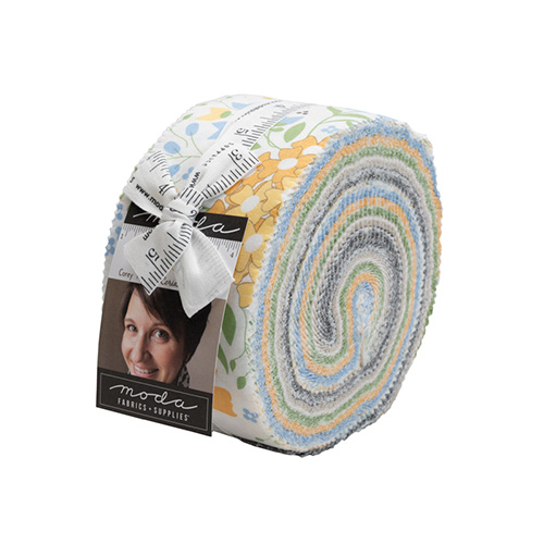 Spring Brook Jelly Roll By Moda