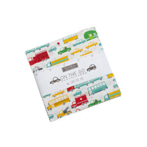 On The Go Charm Pack By Moda